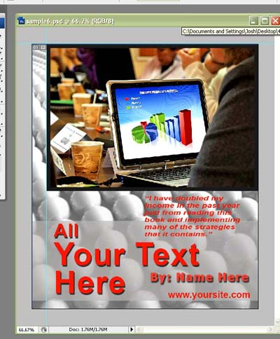example of an ebook cover