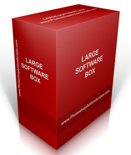 Large Software Box
