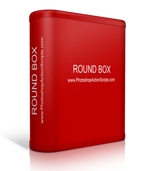Round Software Box
